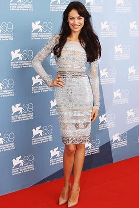 Olga Kurylenko Height Body Shape