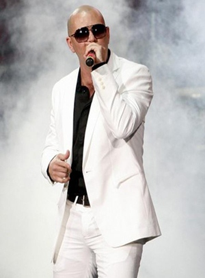 Pitbull (Rapper) Body Measurements