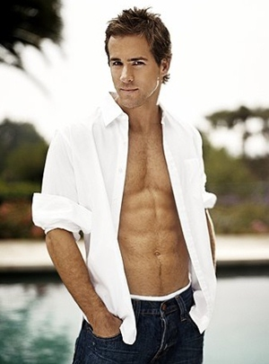 Ryan Reynolds Body Measurements