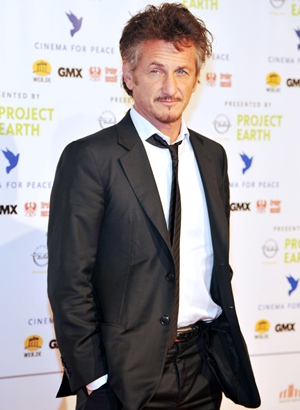 Sean Penn Body Measurements