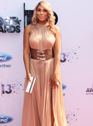 Tamar Braxton Height Body Shape