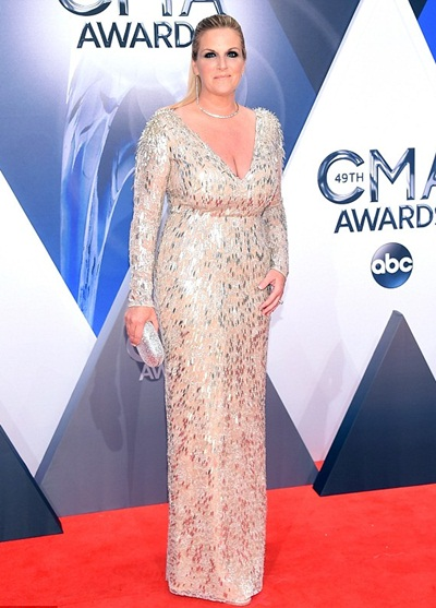 Trisha Yearwood Body Measurements