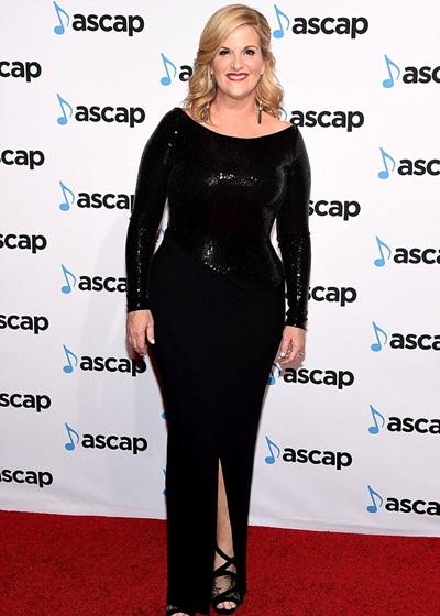 Trisha Yearwood Height Body Shape