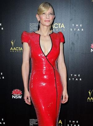 Cate Blanchett Body Measurements