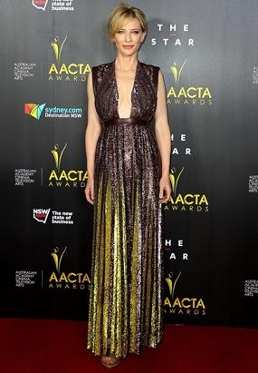 Cate Blanchett Height Body Figure Shape