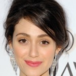 Body Measurements of Emmy Rossum with Height Weight Bra Size Shoe Vital Stats