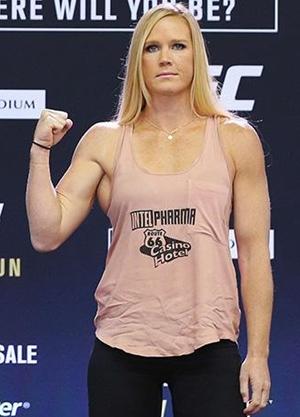 Ronda Rousey Shoe Size