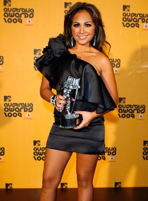 Jessica Mauboy Body Measurements