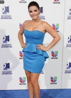 Maite Perroni Height Body Figure Shape