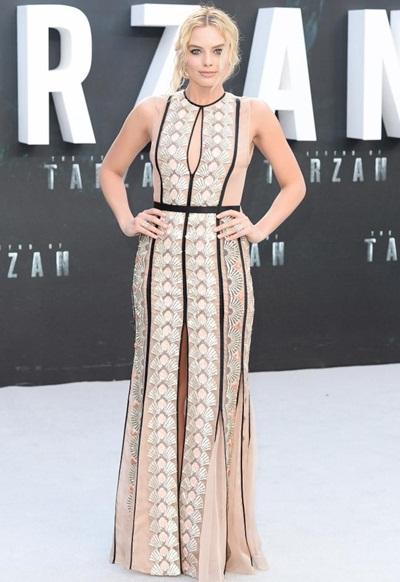 Margot Robbie Body Measurements Facts