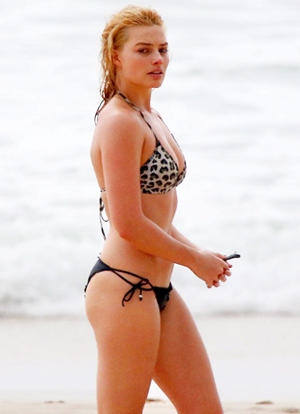 Body Measurements Of Margot Robbie With Bra Size Height