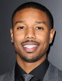 Michael B. Jordan Body Measurements Height Weight Biceps Shoe Size Vital Stats