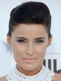 Body measurements of nelly furtado with height weight bra size vital