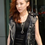 Sandara Park 2NE1 Dara Body Measurements Height Weight Bra Size Abs Vital Stats