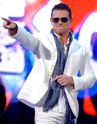 The Miz Body Measurements