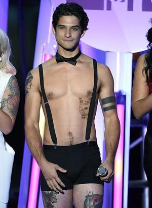 Tyler Posey Height Body Shape