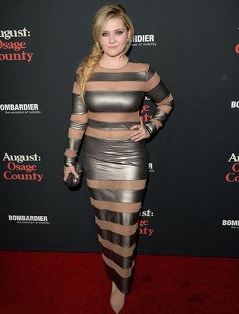 Abigail Breslin Height Body Figure Shape