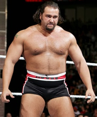 Alexander Rusev Body Measurements