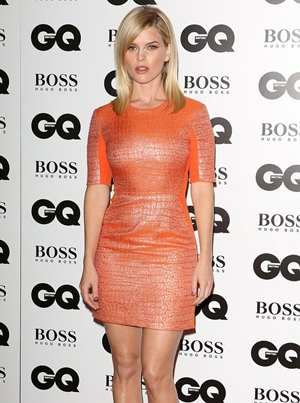 Alice Eve Body Measurements