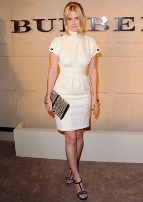 Alice Eve Height Body Figure Shape
