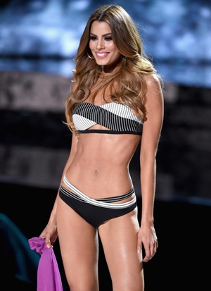 Ariadna Gutierrez Body Measurements Bra Size