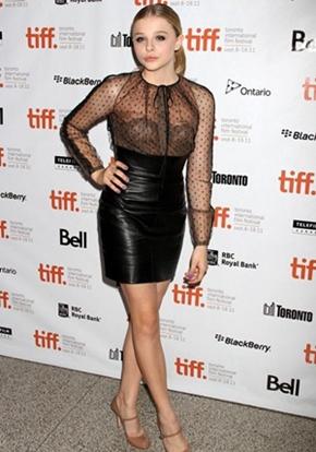 Chloe Moretz Height Body Figure Shape