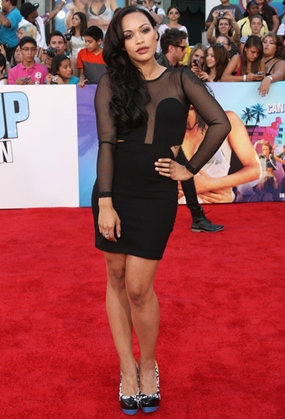 Cleopatra Coleman Body Measurements Bra Size Height Weight ...