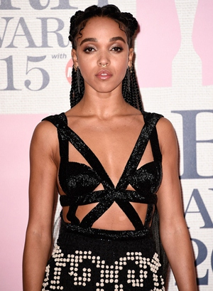 FKA twigs Body Measurements Bra Size