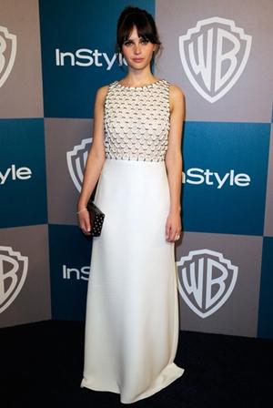 Felicity Jones Height Body Shape