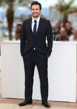 James Franco Height Body Shape