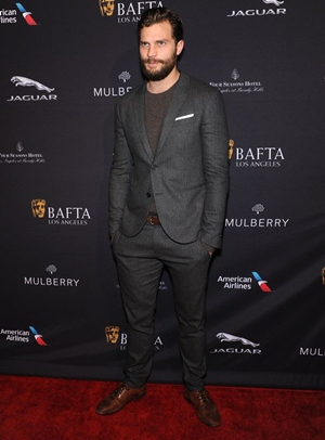 Jamie Dornan Height Body Shape