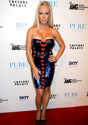 Kendra Wilkinson Height Body Figure Shape