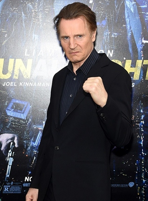 Liam Neeson Body Measurements