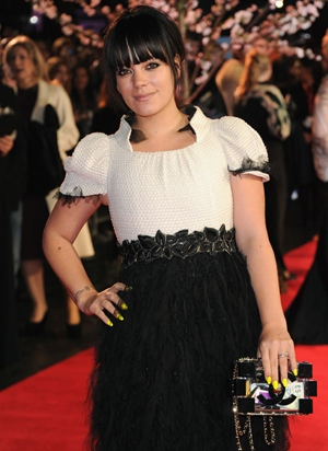 Lily Allen Body Measurements