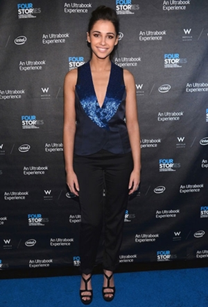 Naomi Scott Height Body Figure Shape