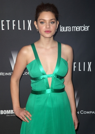 Odeya Rush Body Measurements