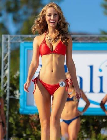 Olivia Jordan Body Measurements