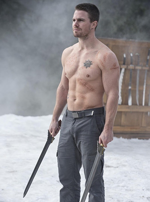 Stephen Amell Body Measurements