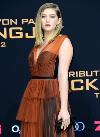 Willow Shields Body Measurements