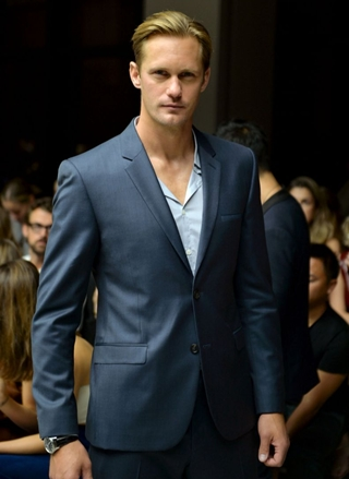 Alexander Skarsgard Body Measurements