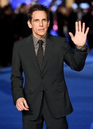 Ben Stiller Height Weight Body Shape