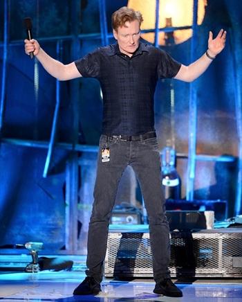 Conan O'Brien Height Body Shape