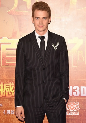 Hayden Christensen Body Measurements Shape