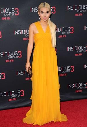Hayley Kiyoko Height Body Figure Shape