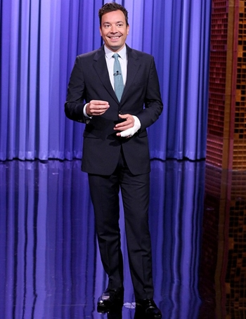 Jimmy Fallon Height Body Shape