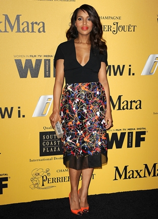 Kerry Washington Body Measurements