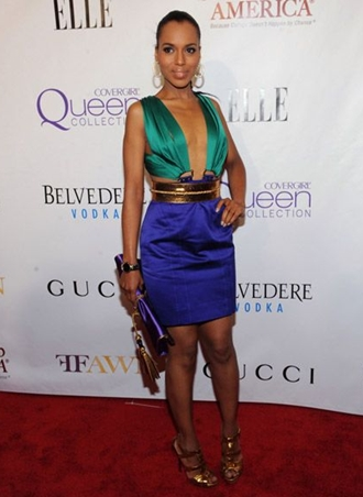 Kerry Washington Height Body Figure Shape