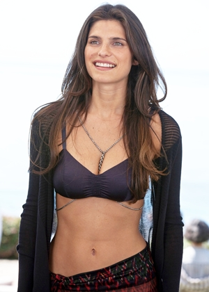 Lake Bell Body Measurements