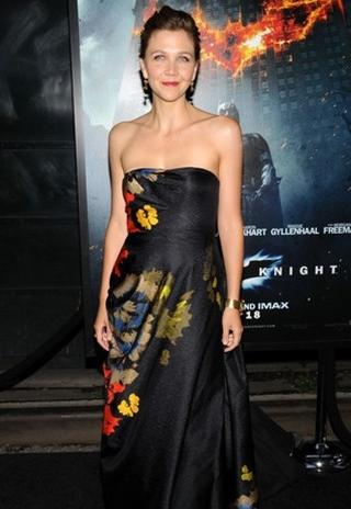 Maggie Gyllenhaal Body Measurements