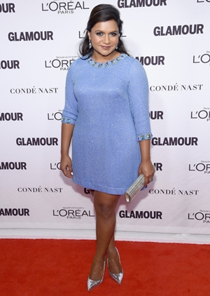 Mindy Kaling Height Body Figure Shape